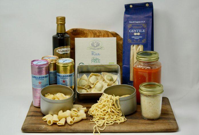 Pasta Box 1
