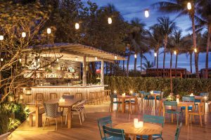 Irma's at W South Beach Photo by Michael Kleinberg
