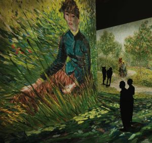 Beyond van Gogh An Immersive Experience courtesy of Normal Studio