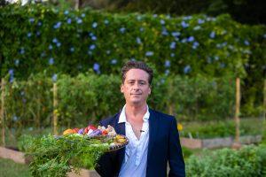Chef Ben Robinson, Fairchild Tropical Botanic Garden