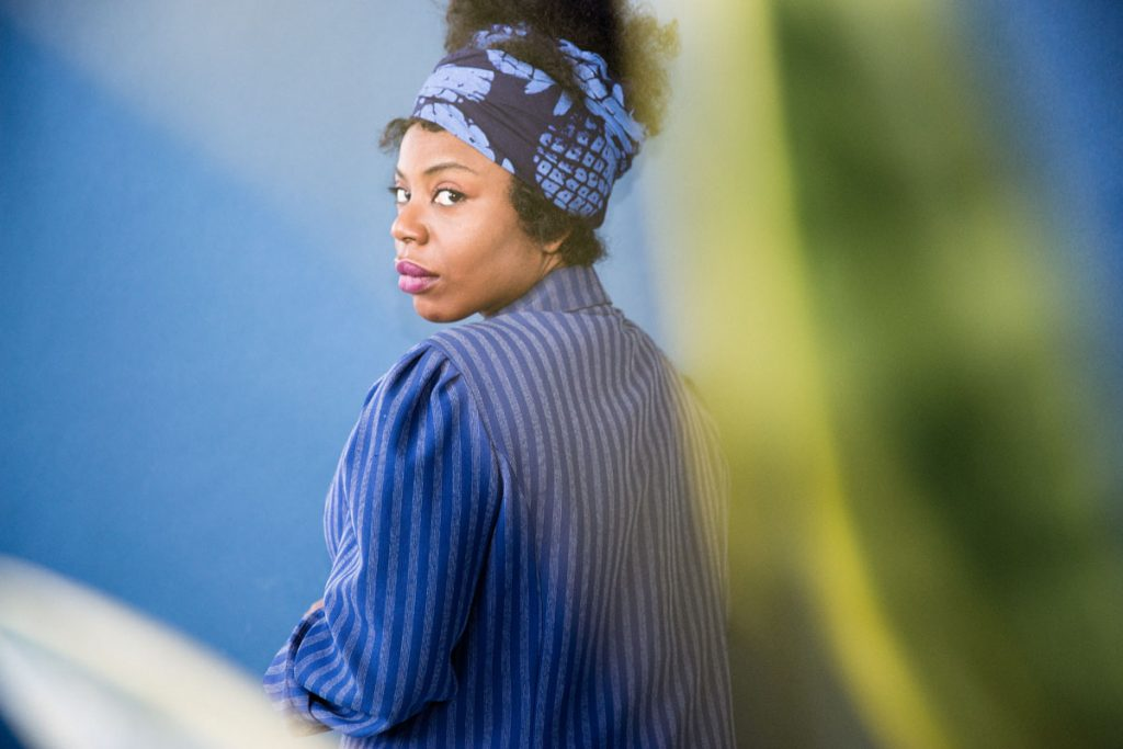 Melanie Charles will perform the third edition of Virtual Jazz at MOCA on March 26