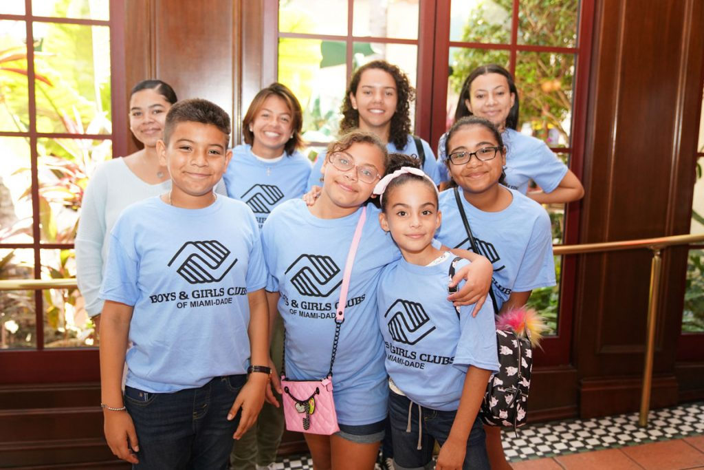 Boys & Girls Clubs of Miami-Dade Youth