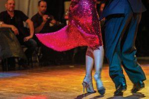 Miami Tango Scene, footwork. Photo by Dipesh Pradhan