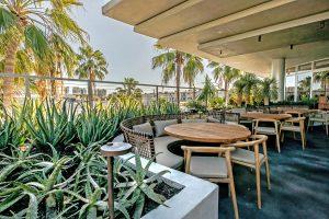 MILA Miami, Outdoor dining, courtesy MILA Miami