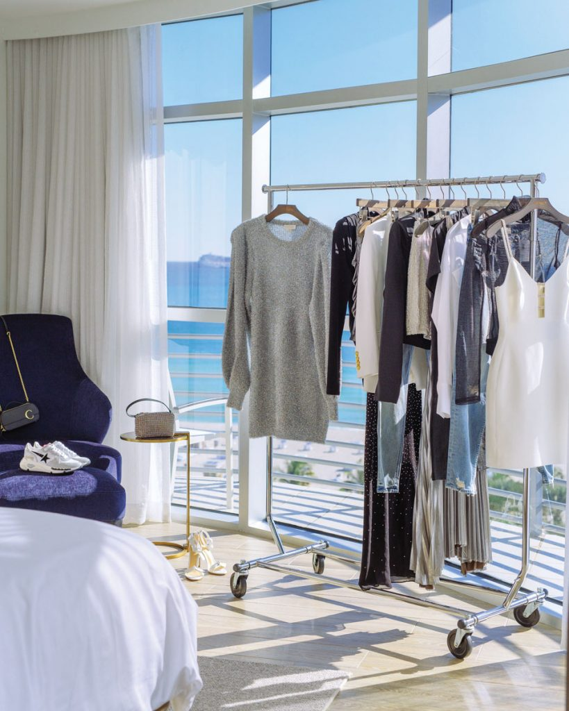 Ritz-Carlton, South Beach In-Suite Shopping Experience, photo by Dylan Rives