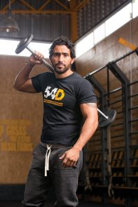 Rodrigo Garduño is the founder of 54D, a human transformation program in Coral Gables.