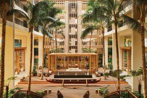 Mauna Lani, Auberge Resorts Collection, lobby, Photo by Nicole Franzen