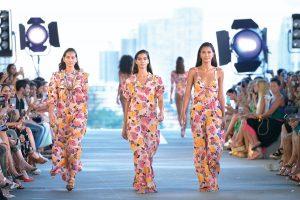 Acacia Fashion Show at PARAISO Miami Beach. Photo by Simon Soong