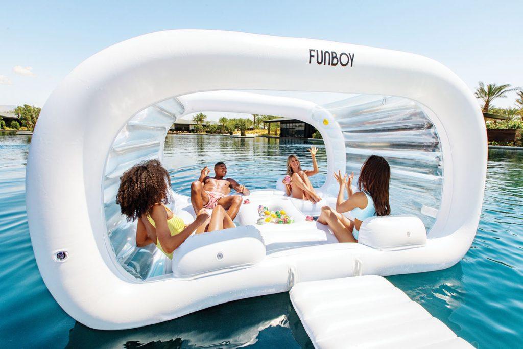 Giant Cabana Dayclub float ($399), FunBoy