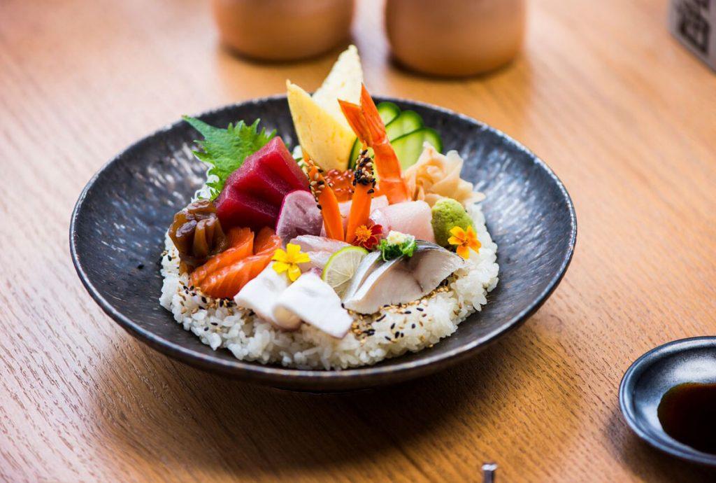 Sushi Garage Chirashi
