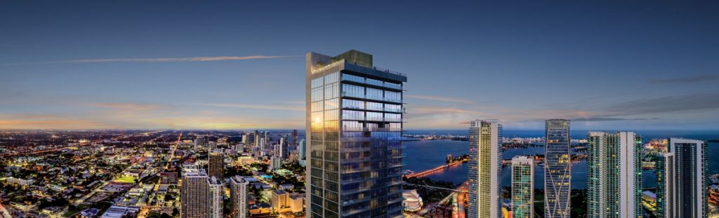 Developments like E11EVEN Hotel & Residences is one of the fastest-selling projects in Miami