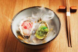 Impressive dishes-Soseki
