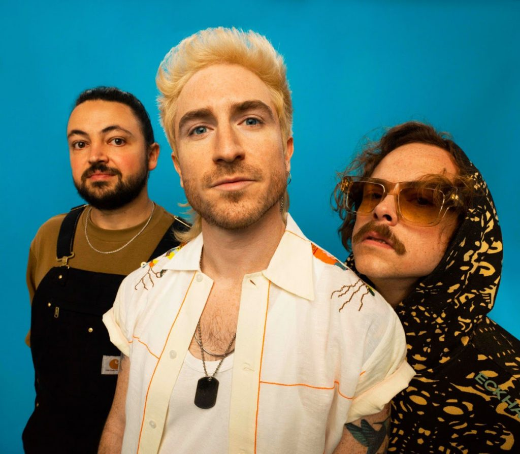 Walk the Moon will perform at Miami Beach Pride on the Pop Stage September 19.