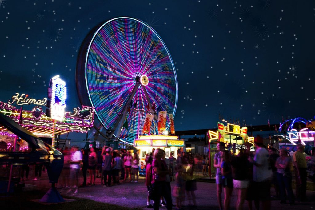 Haunted Circus Miami will take over Tropical Park from Sept. 17 to Oct. 31.
