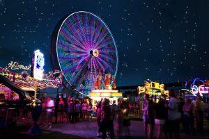 Haunted Circus-Tropical Park