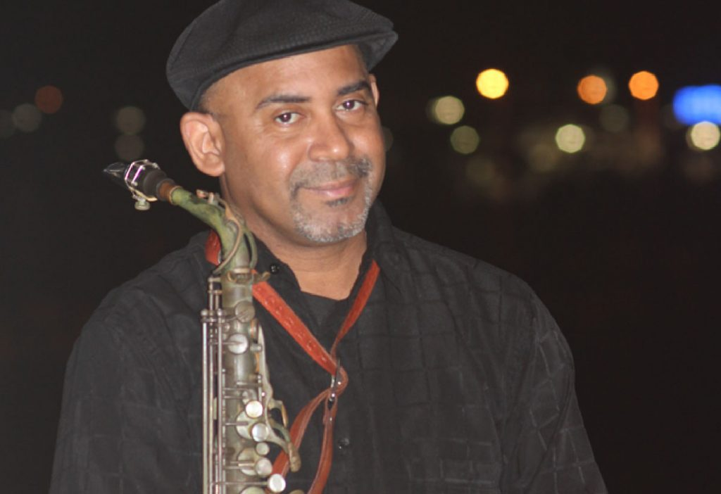 Luis Disla will kick off the relaunch of the in-person Jazz at MOCA series on Sept. 24