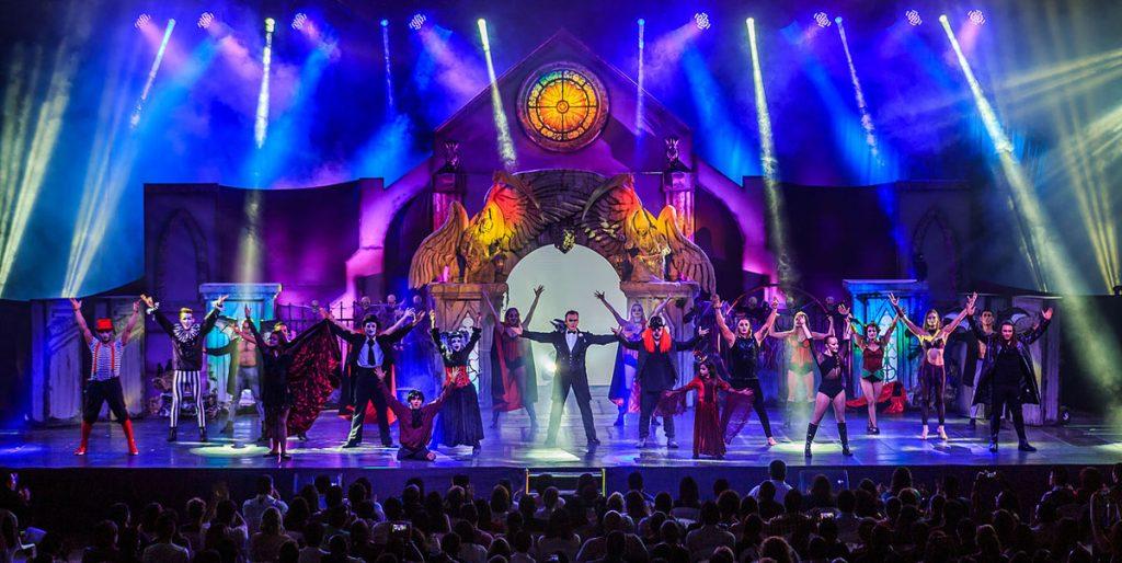 Vampire Circus will come to Aventura Oct. 1-31